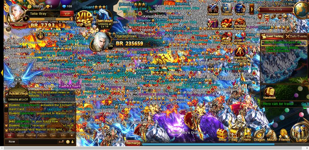 Webgame Game of Dragons định ngày ra mắt game thủ Việt 2
