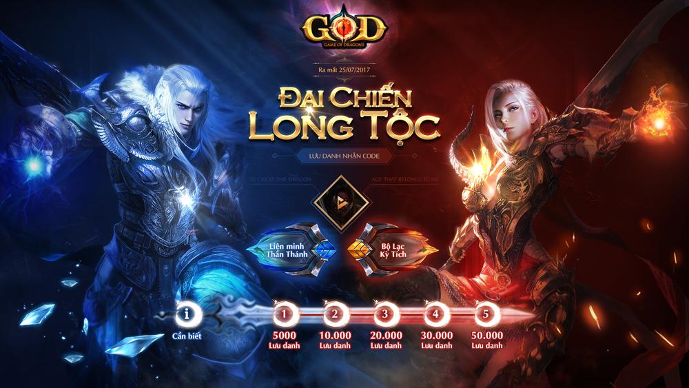 Webgame Game of Dragons định ngày ra mắt game thủ Việt 0
