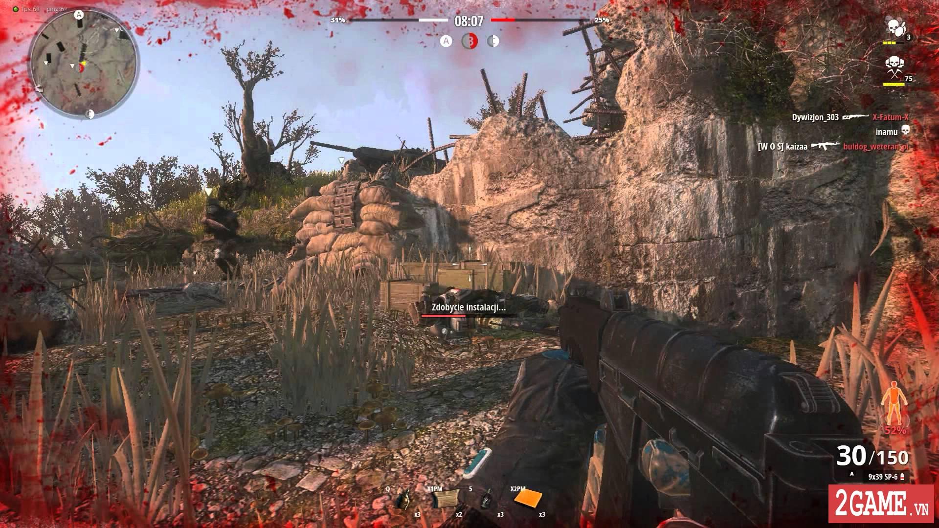 Tặng 400 VIP code game bắn súng tuyệt đỉnh Survarium 4