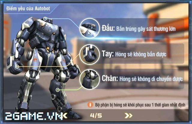 Việt Nam bất ngờ xuất hiện game mobile bắn Robot trực tuyến đầu tiên 5