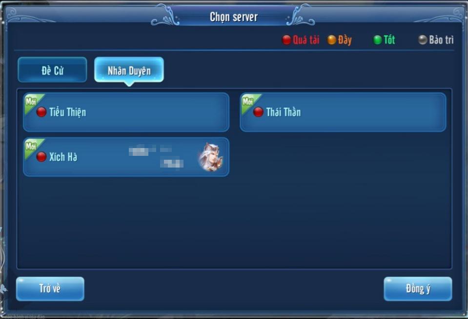 3 máy chủ là không đủ với Thiện Nữ Mobile, game thủ yêu cầu VNG sớm ra máy chủ mới 0