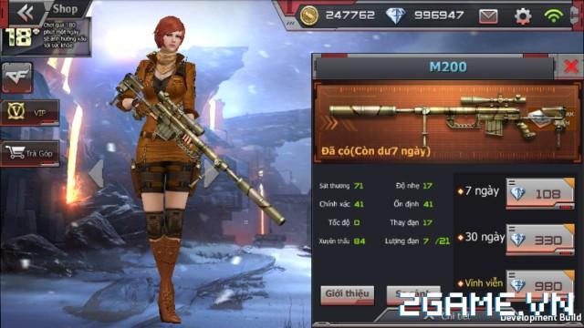 Crossfire Legends - 'Hàng hiếm'...hiếm ai xài Cheytac M200 ra sao khi rơi vào tay xạ thủ chuyên nghiệp? 1