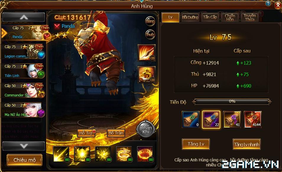 Game Of Dragons - Hệ Thống Anh Hùng 0