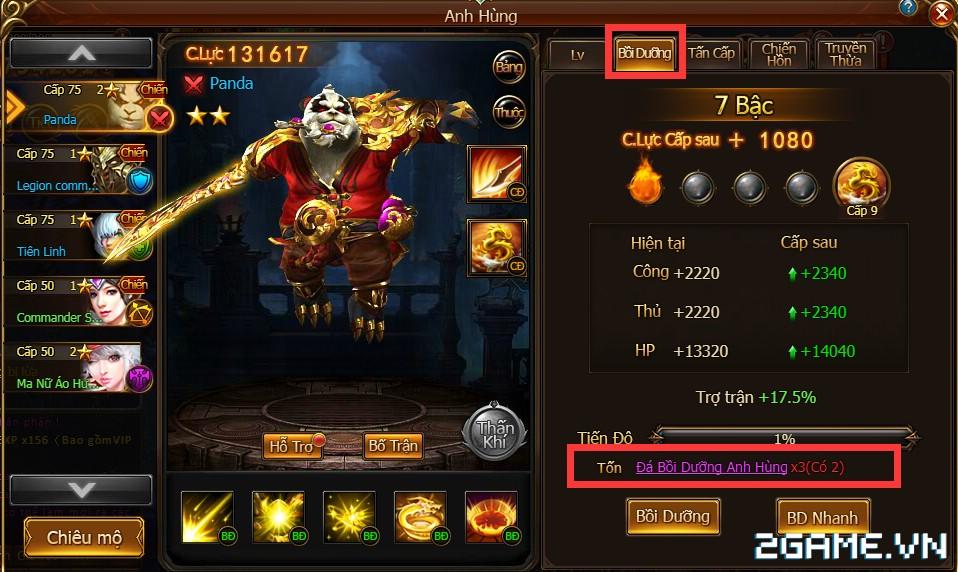 Game Of Dragons - Hệ Thống Anh Hùng 1