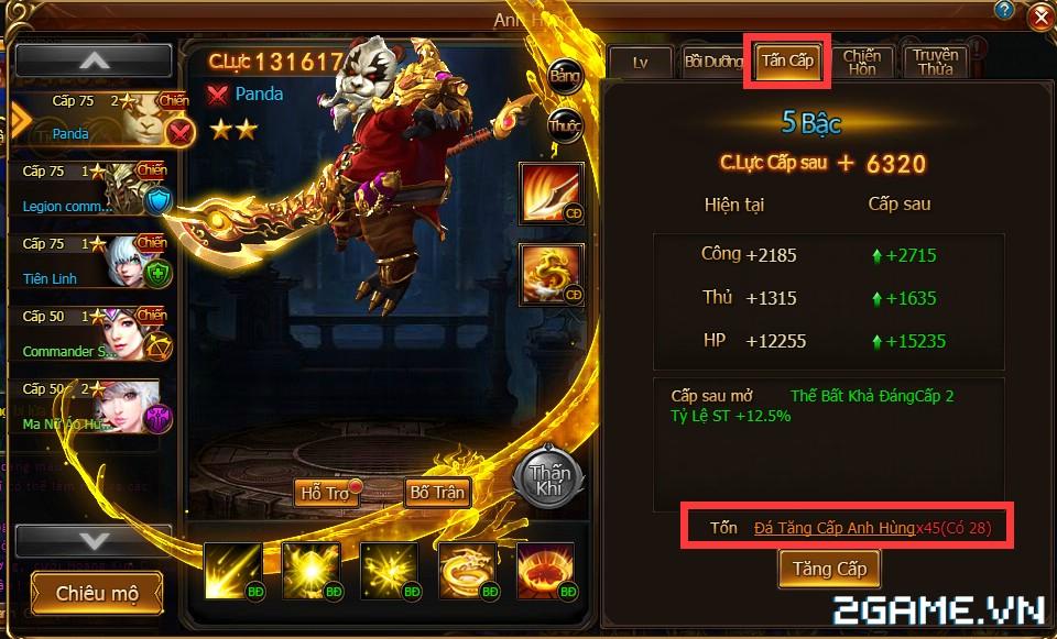 Game Of Dragons - Hệ Thống Anh Hùng 3