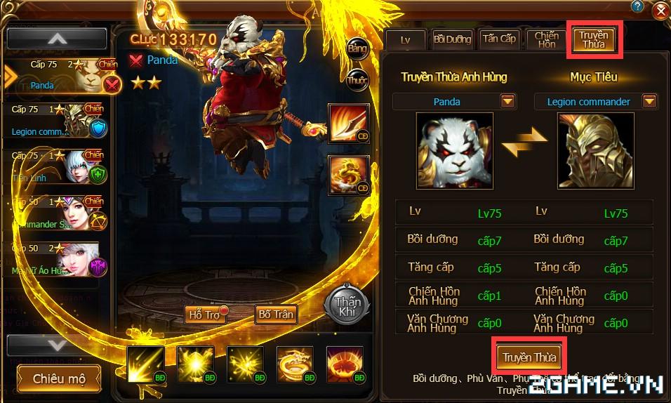 Game Of Dragons - Hệ Thống Anh Hùng 7