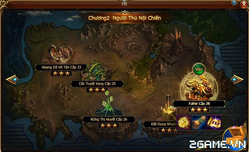 Game Of Dragons - Hệ Thống Phó Bản 1