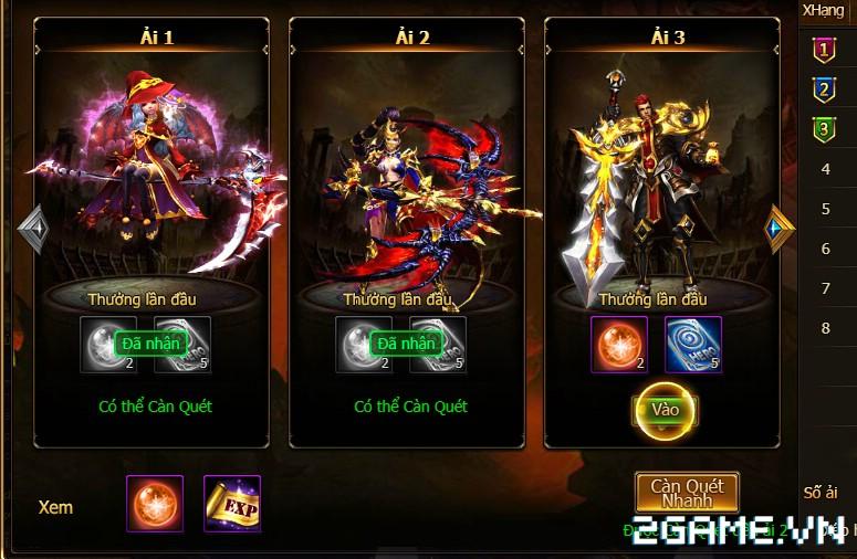 Game Of Dragons - Hệ Thống Phó Bản 3