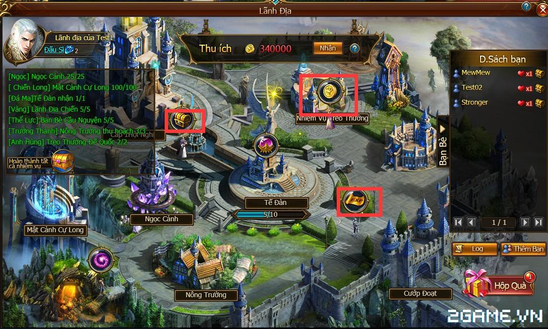 Game Of Dragons - Hệ Thống Lãnh Địa 1