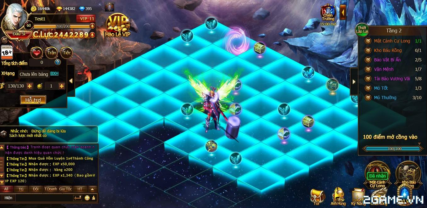 Game Of Dragons - Hệ Thống Lãnh Địa 3