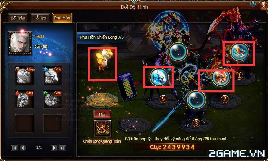 Game Of Dragons - Hệ Thống Chiến Long 2