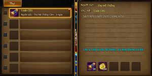 Game Of Dragons – Hướng Dẫn Nhập Giftcode