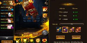 Game Of Dragons – Hệ Thống Anh Hùng