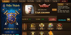Game Of Dragons – Hệ Thống Trận Doanh