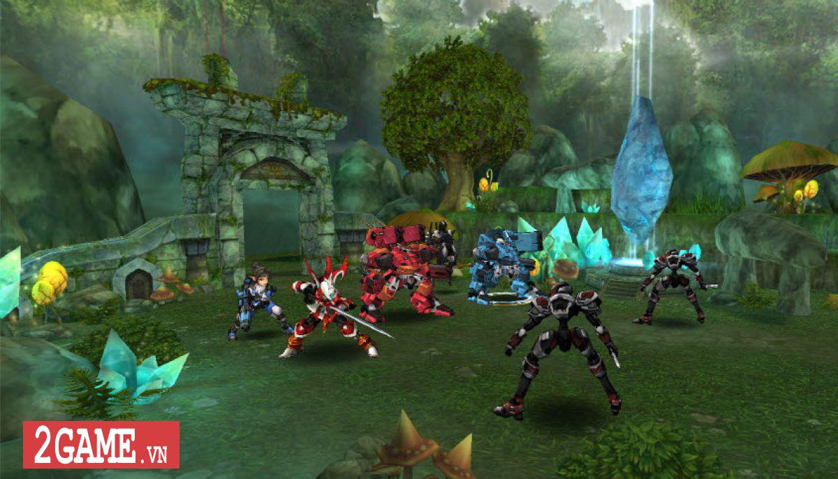 RF Online M – Game nhập vai hơn 12 năm tuổi nay đã có hậu bản mobile, đổi mới hoàn toàn về gameplay 5
