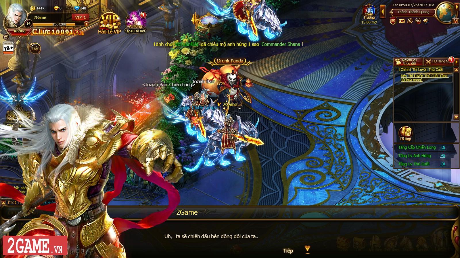 Đánh giá Game of Dragons: Cảm giác đi săn Rồng, đánh đối kháng theo lượt khá thú vị 0