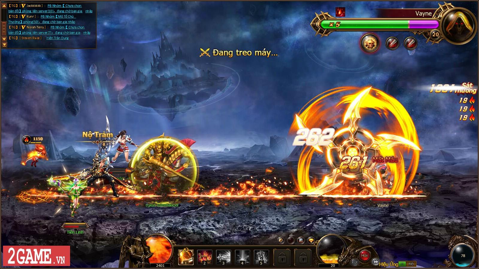7 game online vừa ra mắt game thủ Việt trong cuối tháng 7 8
