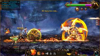 Cảm nhận Game of Dragons: Hình ảnh to rõ, Chiến thuật định hình gameplay