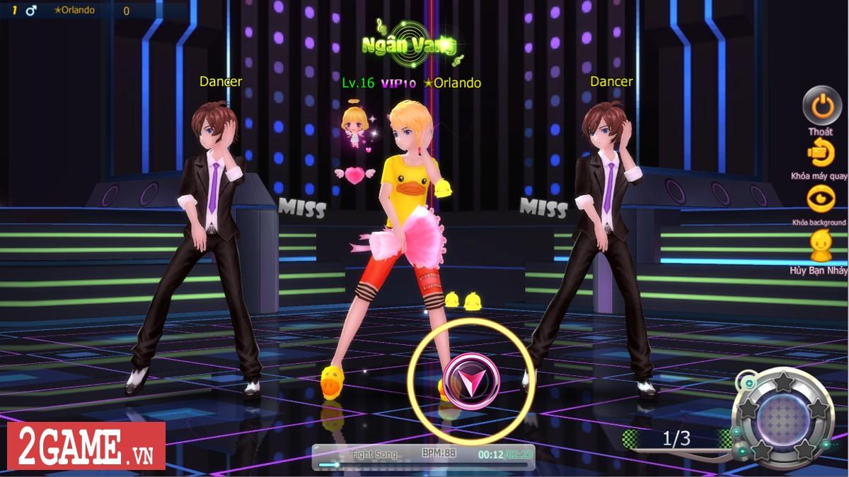 Hotsteps 2 - Tựa game nhảy trên PC hiếm hoi trong năm 2017 3