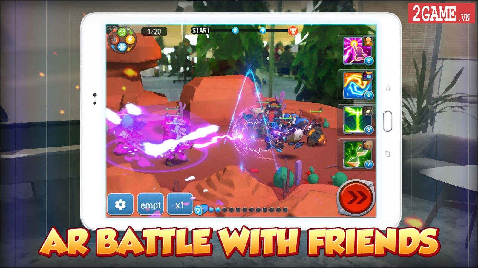 iShelter - Game nhập vai kết hợp chiến thuật với nền đồ họa siêu lạ 0