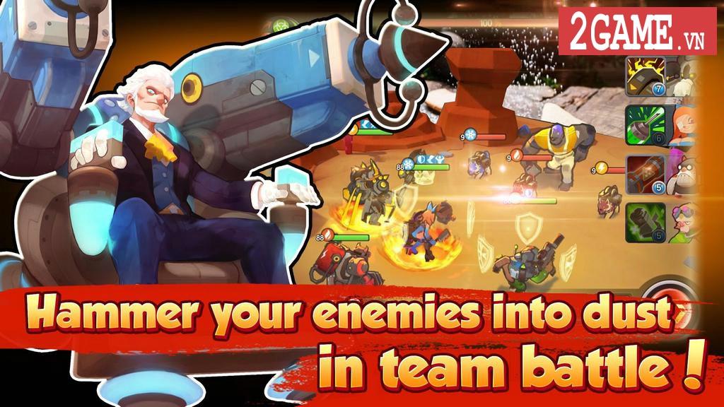 iShelter - Game nhập vai kết hợp chiến thuật với nền đồ họa siêu lạ 2
