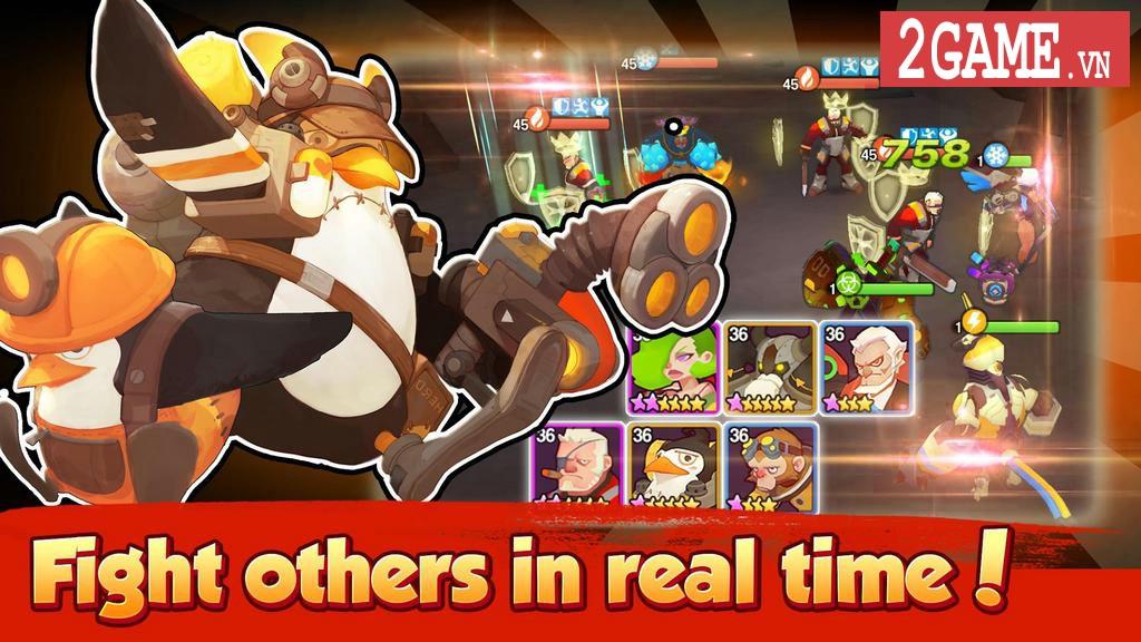 iShelter - Game nhập vai kết hợp chiến thuật với nền đồ họa siêu lạ 4