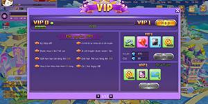 HotSteps 2 – Hệ Thống VIP