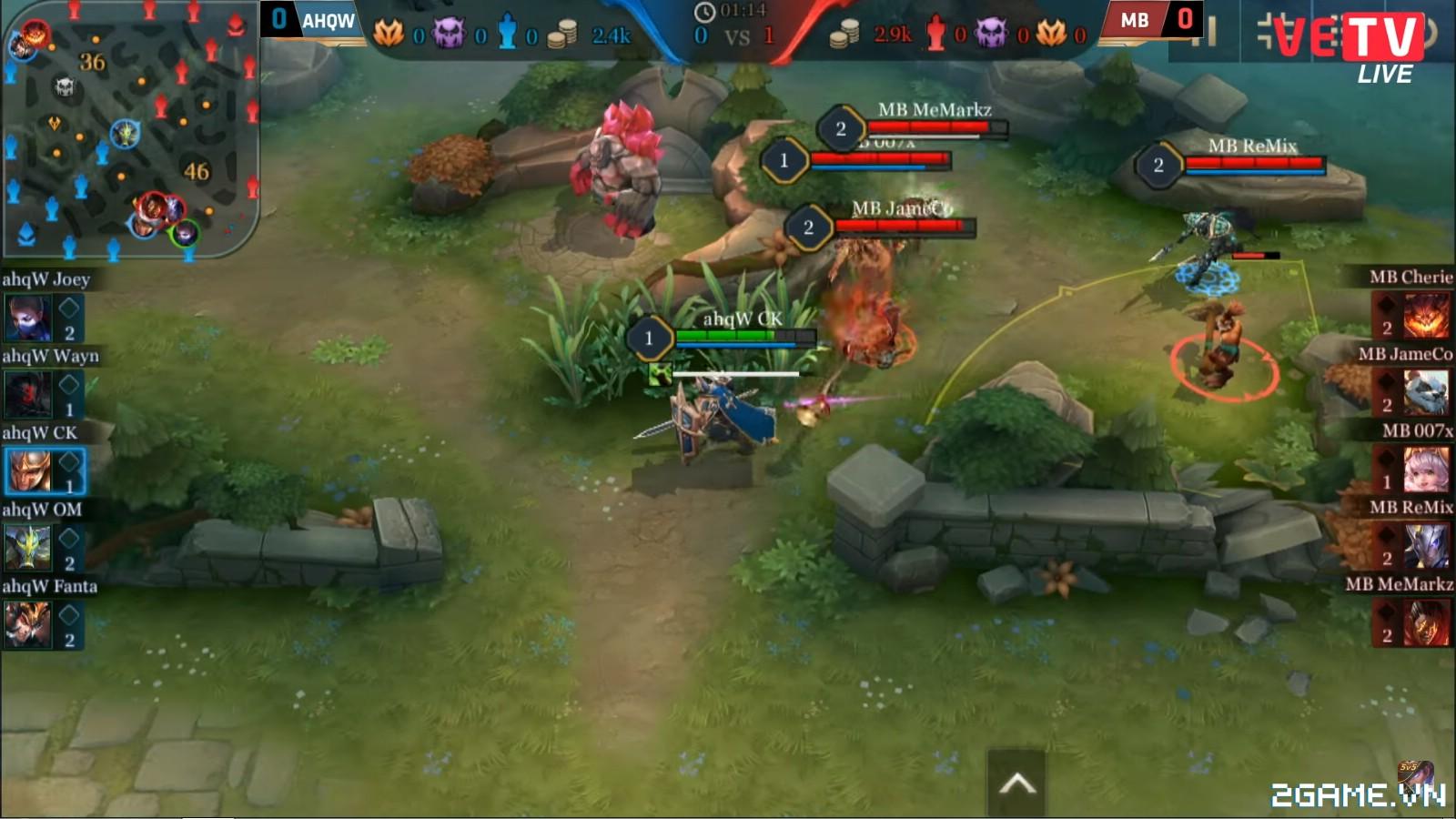 Liên Quân Mobile - Hướng dẫn sử dụng Raz ảo diệu như tuyển thủ Đài và Thái Lan 0