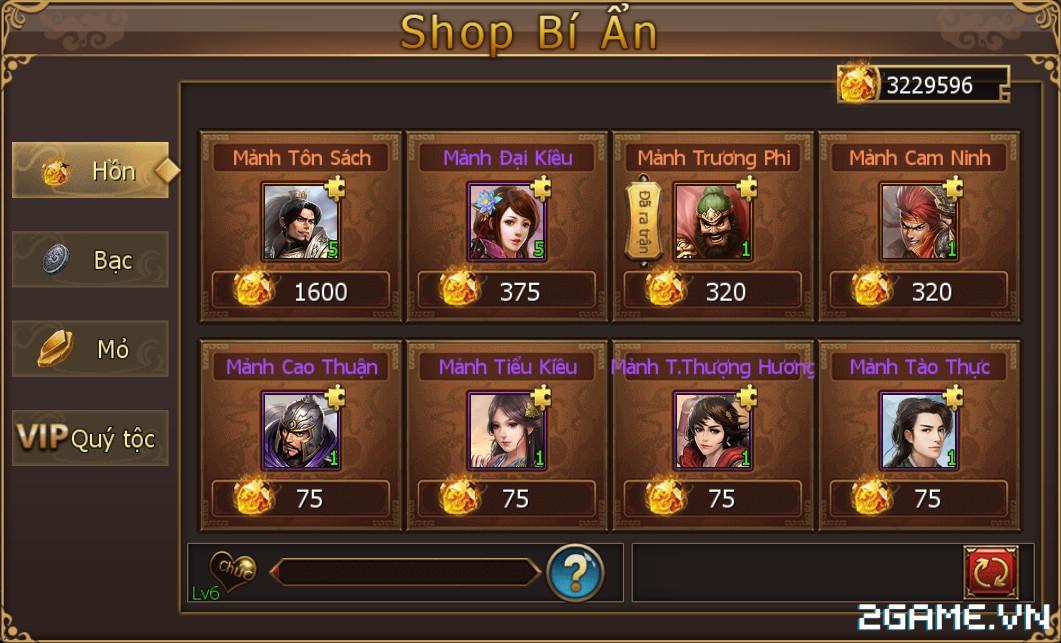 Công Thành Chiến Mobile - Shop bí ẩn 1