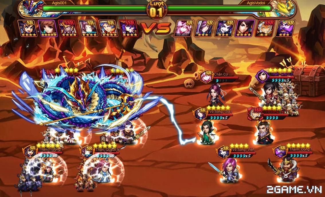 Cận cảnh game mobile Tam Quốc Quần Hùng trong ngày đầu ra mắt 2