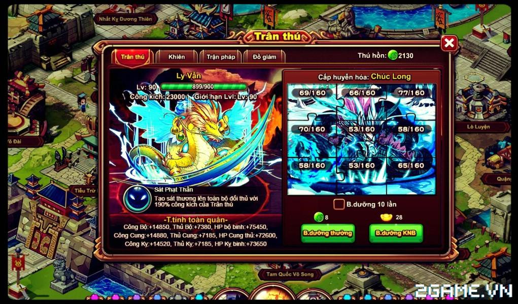 Cận cảnh game mobile Tam Quốc Quần Hùng trong ngày đầu ra mắt 9