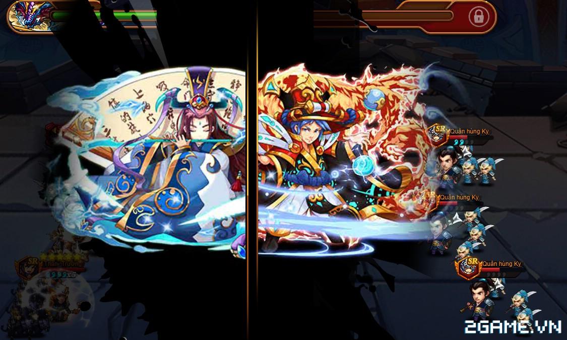 Cận cảnh game mobile Tam Quốc Quần Hùng trong ngày đầu ra mắt 5