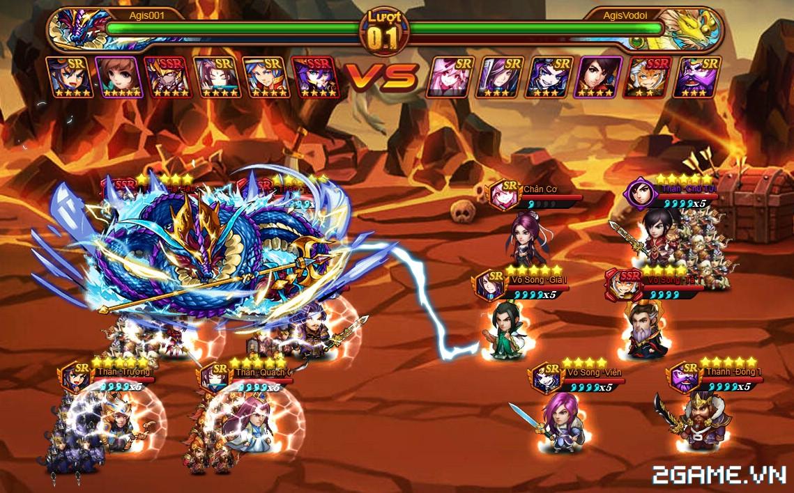 Cận cảnh game mobile Tam Quốc Quần Hùng trong ngày đầu ra mắt 6
