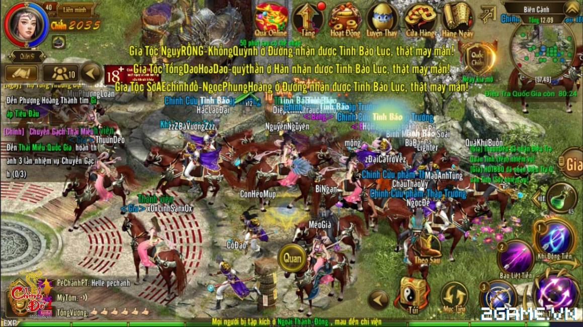 Chinh Đồ 1 Mobile - Phiên bản Tower Defence của game 0
