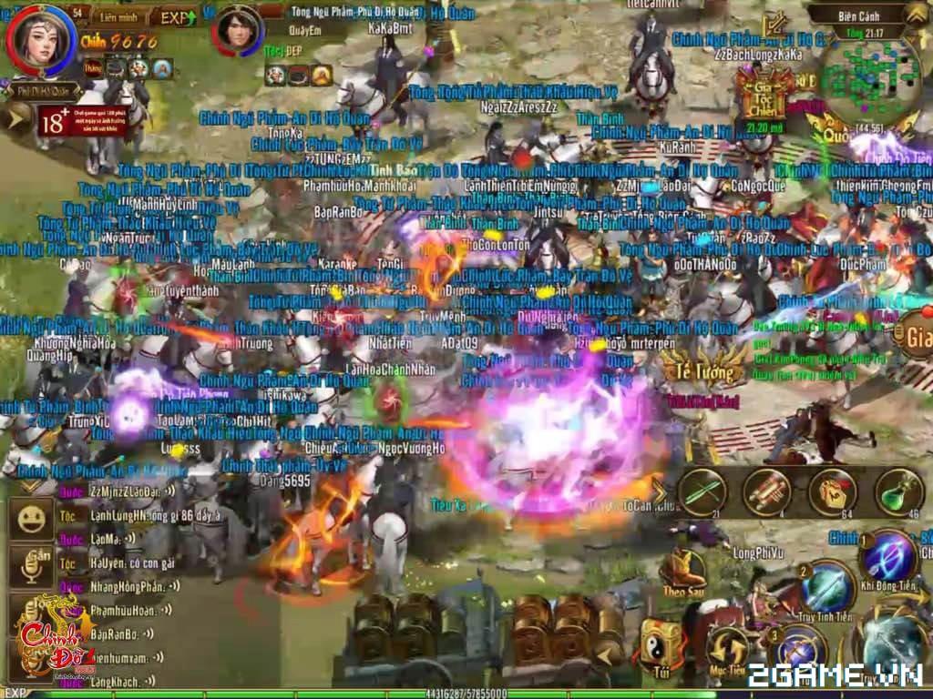 Chinh Đồ 1 Mobile - Phiên bản Tower Defence của game 3