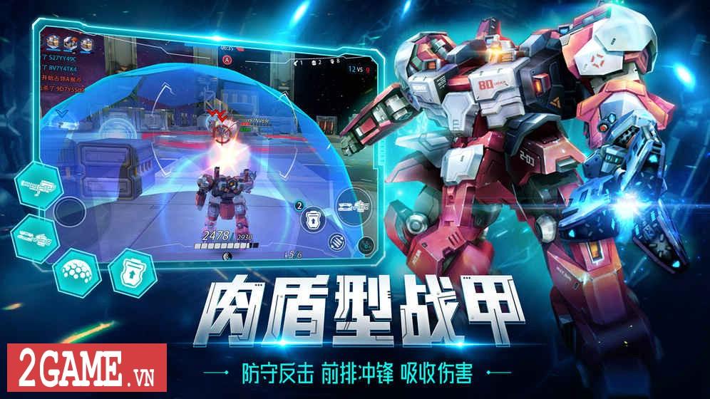 League of Mecha – MOBA bắn nhau cực đã bằng Robot 0