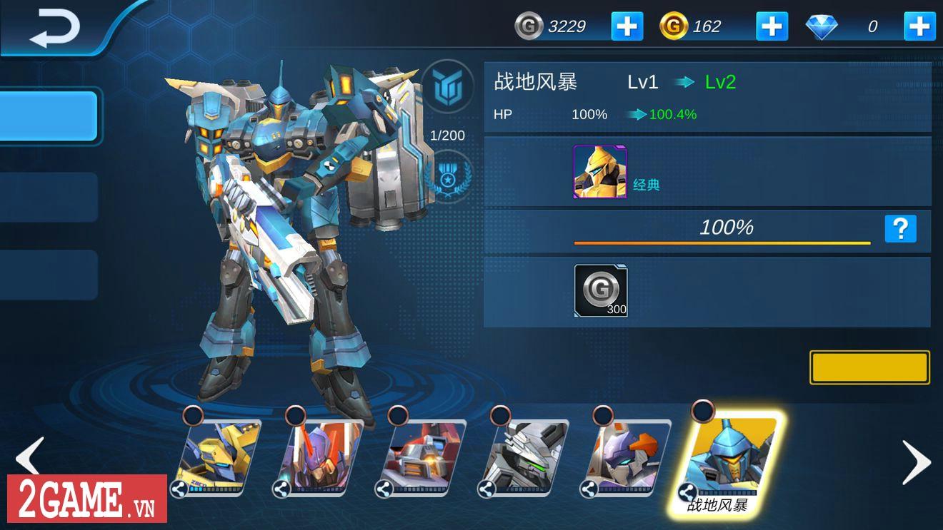 League of Mecha – MOBA bắn nhau cực đã bằng Robot 7