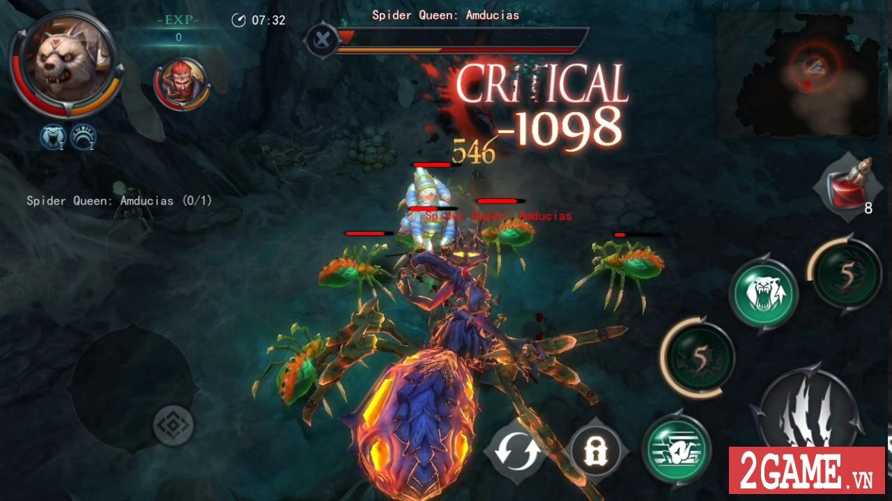 Raze: Dungeon Arena - Game nhập vai hành động chuyên cày phó bản là đây! 0