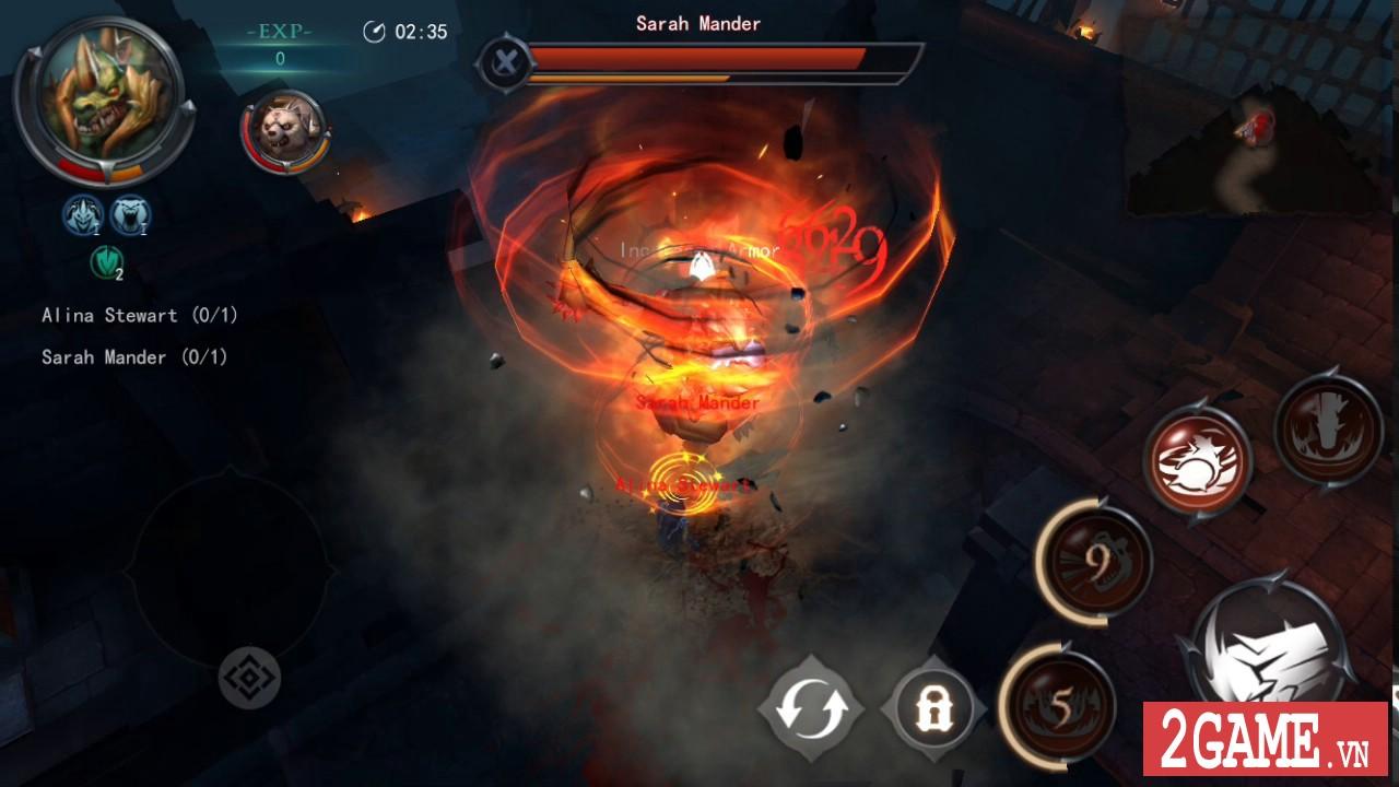Raze: Dungeon Arena - Game nhập vai hành động chuyên cày phó bản là đây! 1