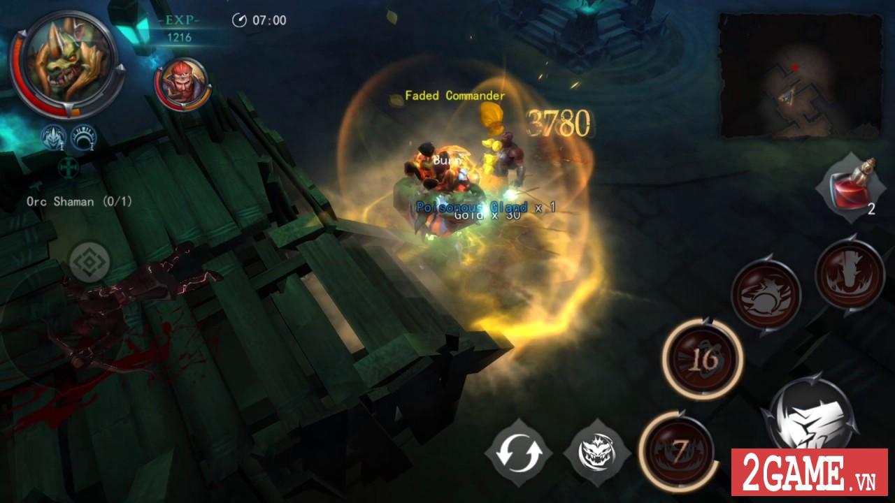 Raze: Dungeon Arena - Game nhập vai hành động chuyên cày phó bản là đây! 4