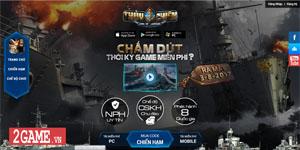 Thủy Chiến 3D mobile sẽ phát hành miễn phí nhưng lại bán VIP code