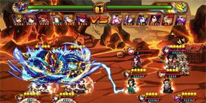 Cận cảnh game mobile Tam Quốc Quần Hùng trong ngày đầu ra mắt