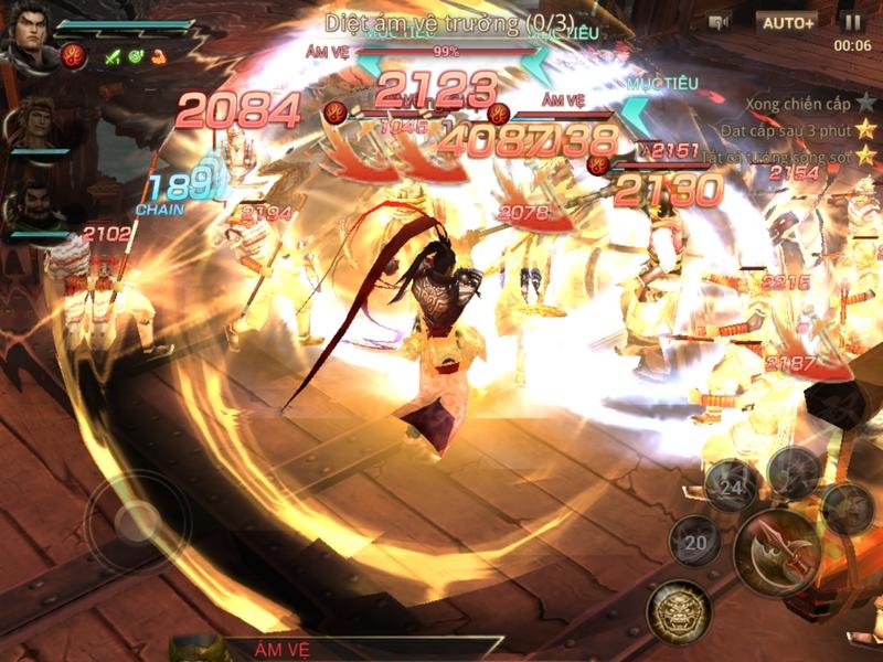 Sự thật đằng sau 10 chiến dịch mới của Dynasty Warriors: Unleashed 1