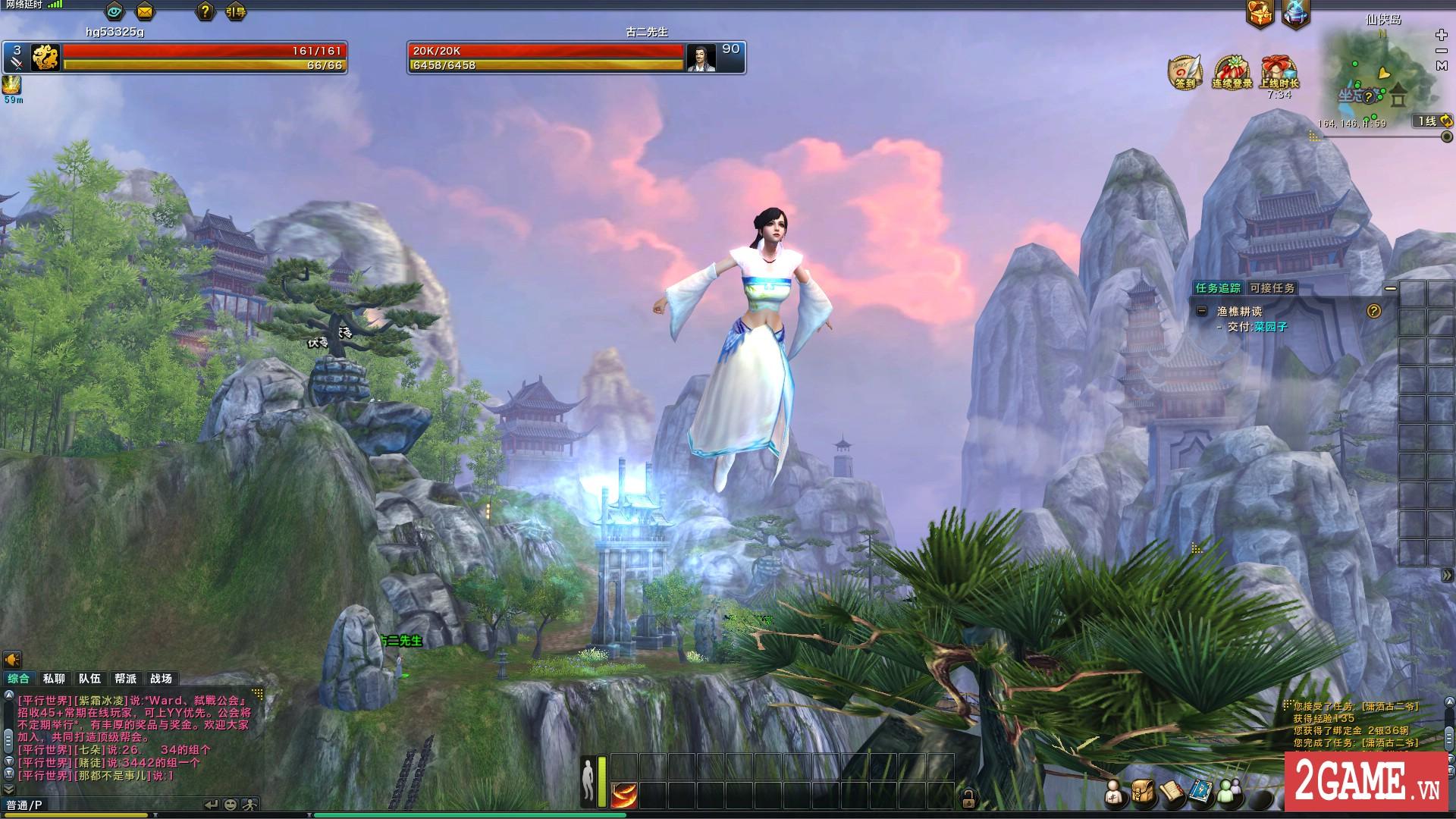 Infinite Worlds – Siêu phẩm game nhập vai với bối cảnh mới lạ chưa từng thấy 5