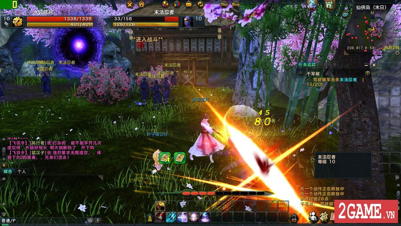 Infinite Worlds – Siêu phẩm game nhập vai với bối cảnh mới lạ chưa từng thấy 1