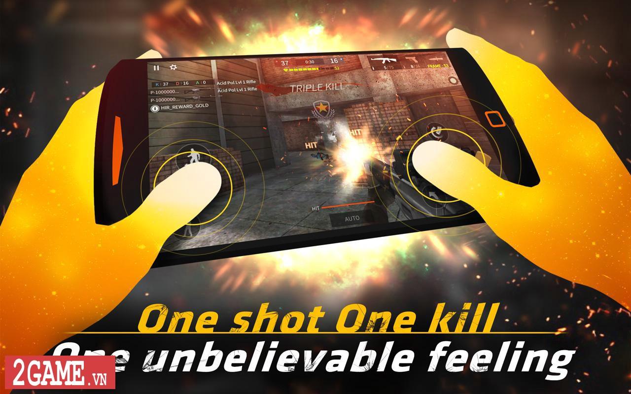 Point Blank: Strike - Game mobile bắn súng chuyển thể từ phiên bản PC hỗ trợ cả ngôn ngữ tiếng Việt 4