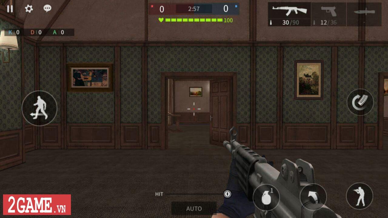 Point Blank: Strike - Game mobile bắn súng chuyển thể từ phiên bản PC hỗ trợ cả ngôn ngữ tiếng Việt 0