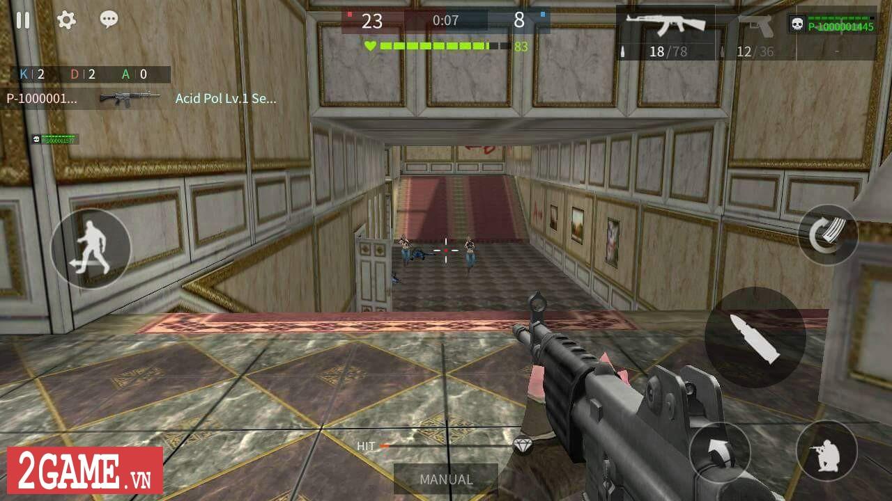 Point Blank: Strike - Game mobile bắn súng chuyển thể từ phiên bản PC hỗ trợ cả ngôn ngữ tiếng Việt 2