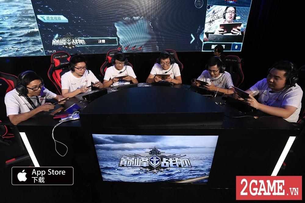 Thì ra Thủy Chiến Mobile được phát triển để trở thành một tựa Game Mobile eSports 0