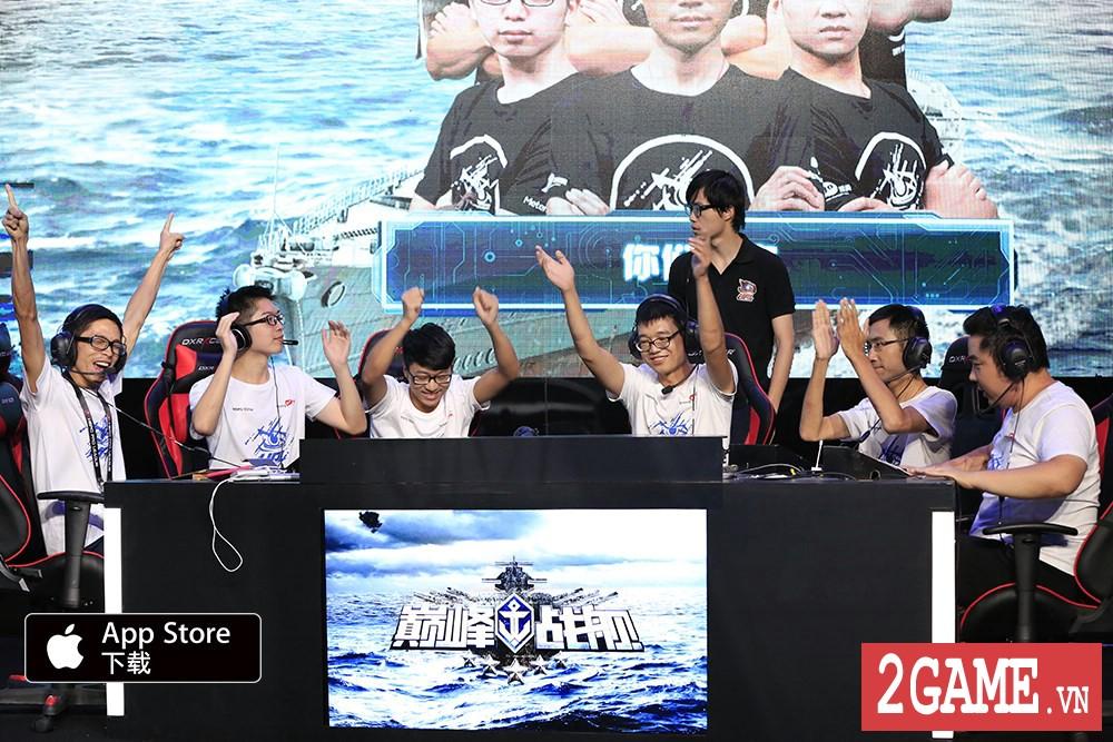Thì ra Thủy Chiến Mobile được phát triển để trở thành một tựa Game Mobile eSports 1
